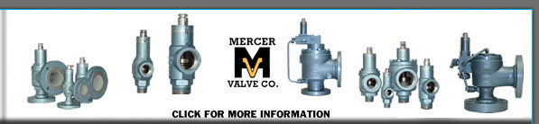MERCER VALVE CO.